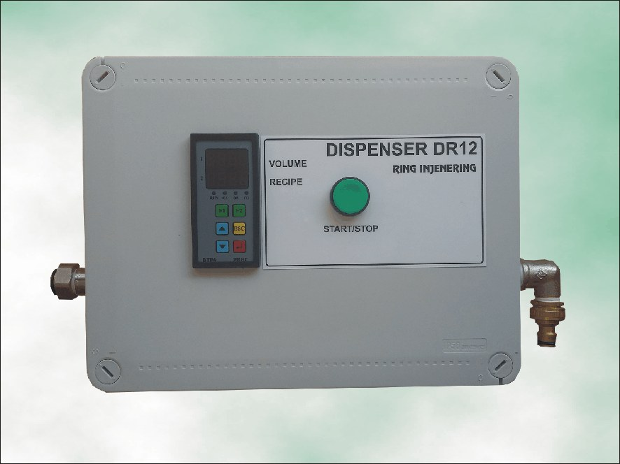 Dispenser for water DR12