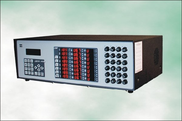 24 channel hot runner thermo controller HR24