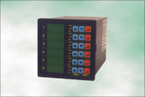 Six channel thermo controller TR604